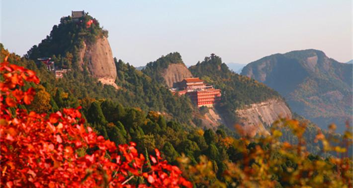爬香山图片风景图片