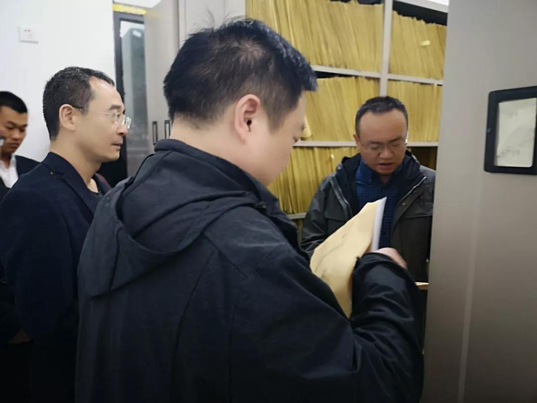 阜阳市运输管理局局长张祖超一行到阜南驾校引导工作