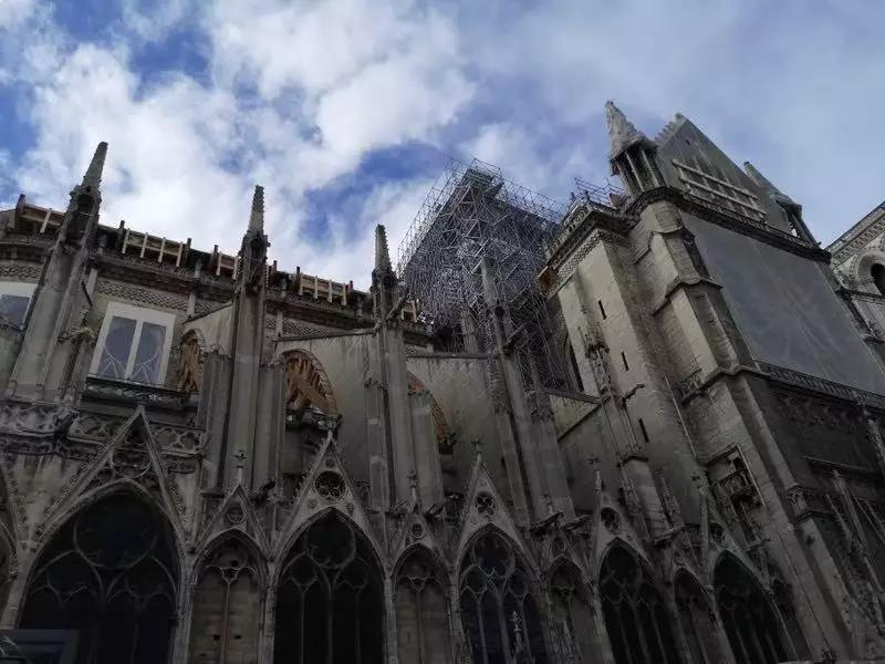 熱點新聞 | 巴黎圣母院的災后修復,法國為何邀請中國文物修復專家參與?
