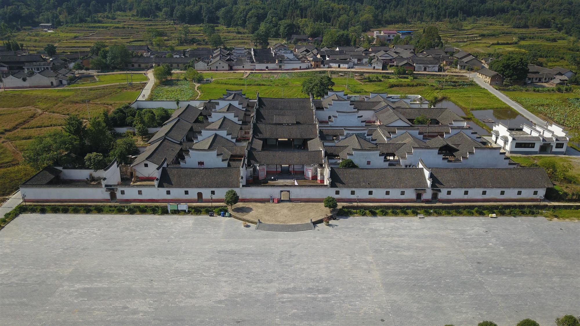 周家大院 | 愛蓮文化引領,以山水建筑之名筑最美鄉村