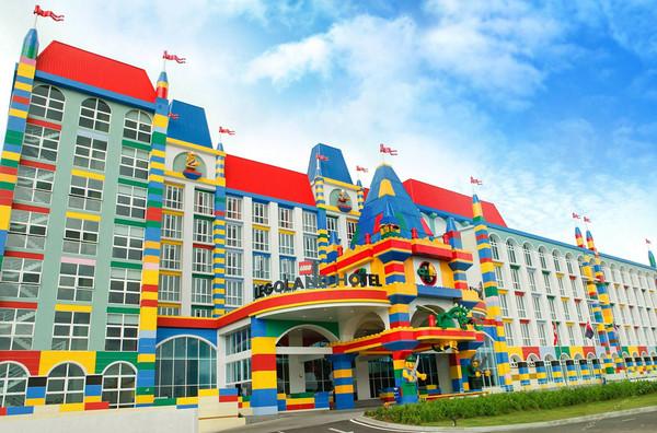 马来西亚新山乐高乐园度假酒店