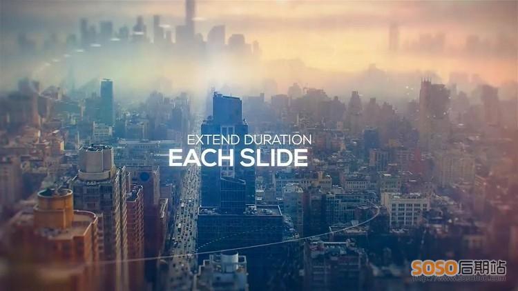 AE模板-Videohive Elegant Slideshow幻灯片特效下载